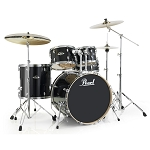 Pearl Export Lacquer Standard Sized Drum Set