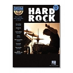 Hard Rock Drum Play-Along