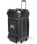 Humes & Berg Enduro 36x14.5x8 Tilt and Pull Hardware Case