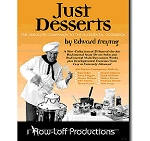 Just Desserts Rudimental Book - Edward Freytag