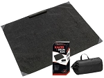 Kaces Pro Drum Rug with Nylon Carry Bag