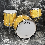 Ludwig Legacy Mahogany 3 Piece Shell Pack in Aged Marine Onyx