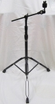 Peace Black Boom Cymbal Stand