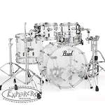 Pearl Crystal Beat 4 Piece Shell Package Drumset