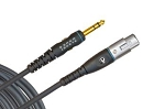 Planet Waves Custom Series Microphone Cable, XLR Female to 1/4 Inch, 10 feet
