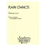 Rain Dance for Solo Marimba - Alice Gomez & Marilyn Rife