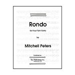 Rondo for Four Tom Toms - Mitchell Peters