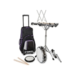 Yamaha Student Bell and Snare Drum Combo Kit with Rolling Case