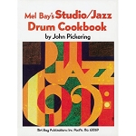 Study / Jazz Drum Cookbook - Mel Bay