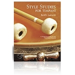 Style Studies for Timpani - Keith Larson