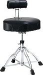 Tama 1st Chair Ergo-Rider Quartet Drum Throne w/ Backrest