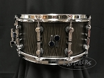 Sonor Snare Drum SQ2 7x14 Maple Shell in Vintage Onyx