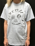 Explorers Percussion 35th Anniversary  T-Shirt