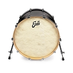 Evans 56' Calftone Single Ply Batter Bass Drum Head