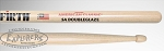 Vic Firth American Classic 5A Hickory DoubleGlaze Drum Sticks - 12 Pack - Full Brick