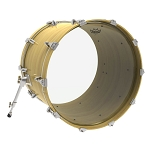 Remo Ambassador Clear Batter & Resonant Bass Drum Head