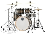 Mapex Drum Set Armory 5-Piece Rock Birch/Maple Shell Pack in Black Dawn