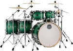 Mapex Drum Set Armory 6 Piece Studioease Fast Shell Pack - Emerald Green Burst
