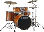 Yamaha Drum Set Stage Custom Birch 5 Piece Shell Pack