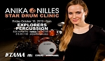 Tickets for ANIKA NILLES STAR DRUM CLINIC - Limited Seating