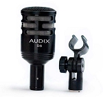 Audix D6 Professional Dynamic Instrument Microphone