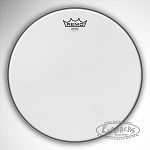 Remo Emperor White Suede Batter & Resonant Drum Head