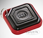 Meinl Percussion Key Ring Shaker - Black & Red