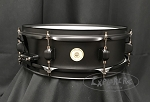 Tama Snare Drum Metalworks 4x13 Steel 1.2mm Shell in Matte Black Finish