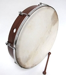 Roosebeck Outside Tunable Sheesham Bodhran Cross-Bar 18 X 3.5