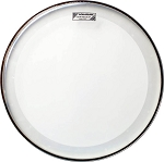 Aquarian Focus X Single Ply Drum Head w/ Focus-X Ring
