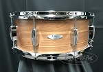 C&C Custom Snare Drum 6.5x14 Gladstone 7 Ply Maple Shell w/ Cedar Outter Ply