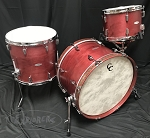 C&C Custom Drum Set Player Date 2 Big Beat 3 Piece 7 Ply Map/Mah/Map in Cherry Cola - 22,13,16