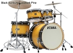 Tama Drum Set SuperStar Classic Maple 5 Piece Shell Pack - Exotic Lacquer Finishes
