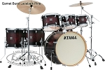 Tama Drum Set SuperStar Classic Maple 7 Piece Shell Pack - Exotic Lacquer Finishes