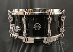 Tama Snare Drum Starphonic Concert Series 6x14  Maple 7 Ply Shell in Piano Black