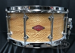 Craviotto Custom Snare Drum 6.5x14 Private Reserve Sycamore Solid Shell