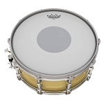 Remo Controlled Sound Coated Tom & Snare Batter Drum Head w/ Bottom Black Dot