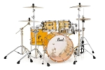 Pearl Drum Set Crystal Beat 4 Piece Seamless Acrylic Shell Pack