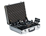 Audix DP7 Professional Drum Microphone Pack w/ D-Vice Clamps & Hard Shell Case