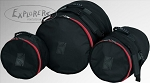 Tama Drum Bag Set For Club-JAM Flyer Ultra Compact Drum Set