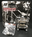 Drum Workshop Mini Mag Snare Drum Throw Off Strainer System