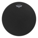 Remo Emperor Black Suede Batter & Resonant Drum Head