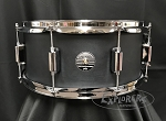 PDP Snare Drum Spectrum 6.5x14 Maple / Poplar Shell in Ebony Matte Lacquer