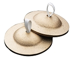 Zildjian Thick Finger Cymbal Pair with Straps and Bag