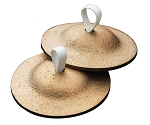 Zildjian Thin Finger Cymbal Pair with Straps and Bag