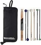 Innovative Percussion FP-2 Fundamental Intermediate Percussion Pack w/ Bag