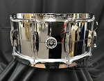 Gretsch Snare Drum USA Brooklyn Series 6.5x14 Chrome Over Brass Shell