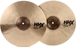 "Sabian 14"" HHX Complex Medium Hi Hat Cymbal Pair"