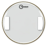 Aquarian High Performance 3 Mil Resonant Snare Side Drum Head w/ Snare Guard Strips