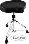 Tama HT250 1st Chair Saddle-Type Seat Drum Throne